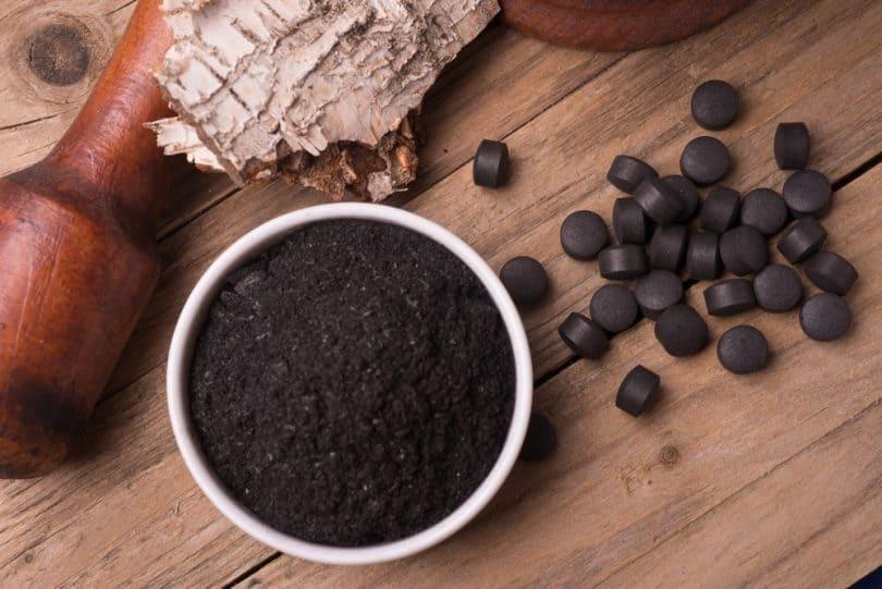 5 bienfaits du charbon végétal sur l'organisme